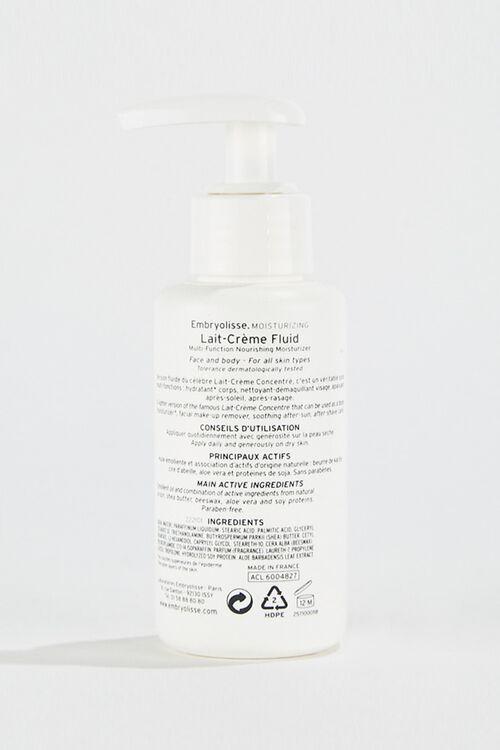 WHITE/ROYAL BLUE Lait-Crème Fluid Moisturizer, image 2