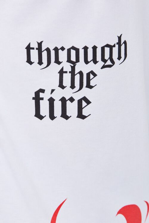 Through the Fire Graphic Tee, image 6