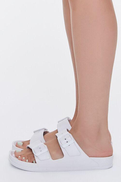 Buckled Flatform Sandals, image 2