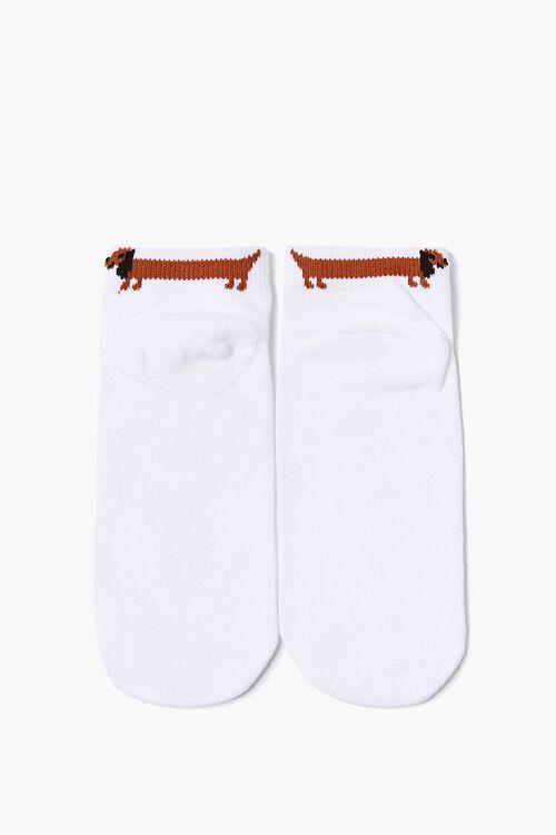 Dachshund Ankle Socks, image 1