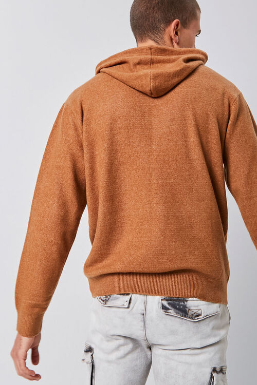 Hooded Knit Sweater, image 3