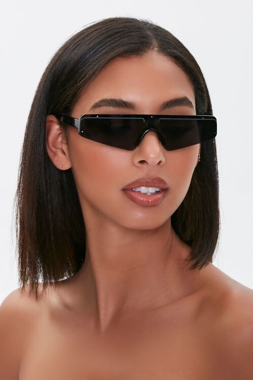 Shield Tinted Sunglasses, image 2