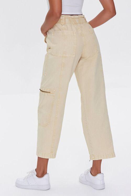 Zip-Pocket Cotton Pants, image 4