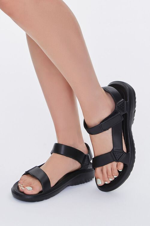 Structured Outdoor Sandals, image 1
