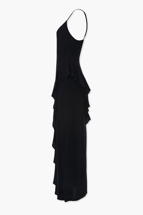 Ruffle-Trim Maxi Dress, image 2