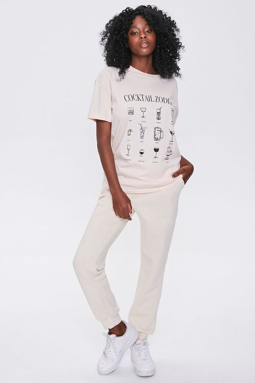 Cocktail Zodiac Graphic Tee, image 4