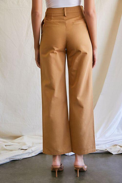 Wide-Leg Crisscross Pants, image 4