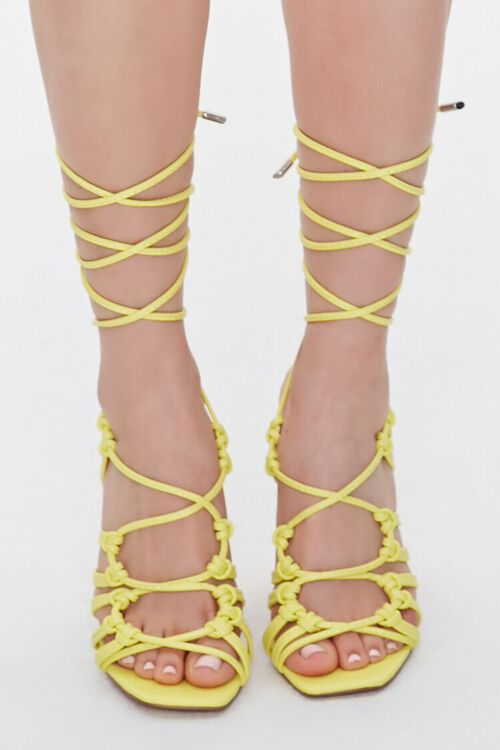 Gladiator Stiletto High Heels, image 4