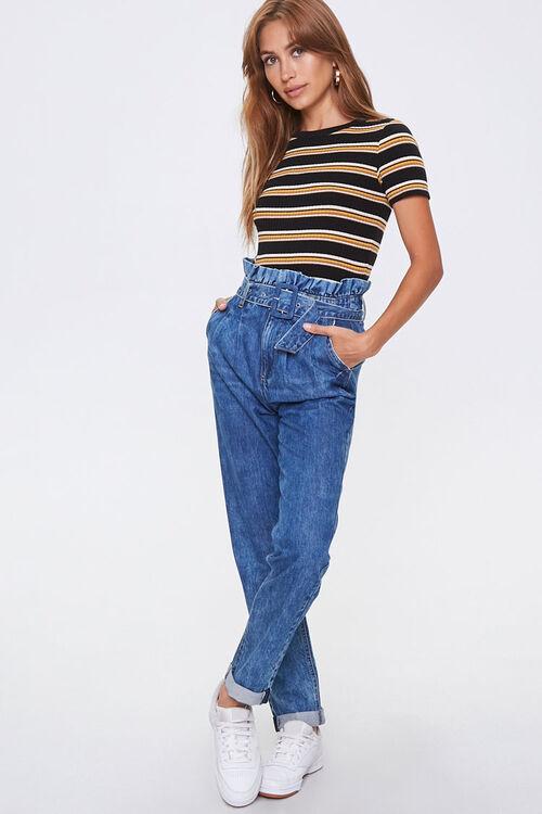Paperbag Mom Jeans, image 1