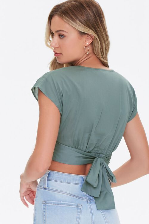 Knotted-Bow Dolman Top, image 3