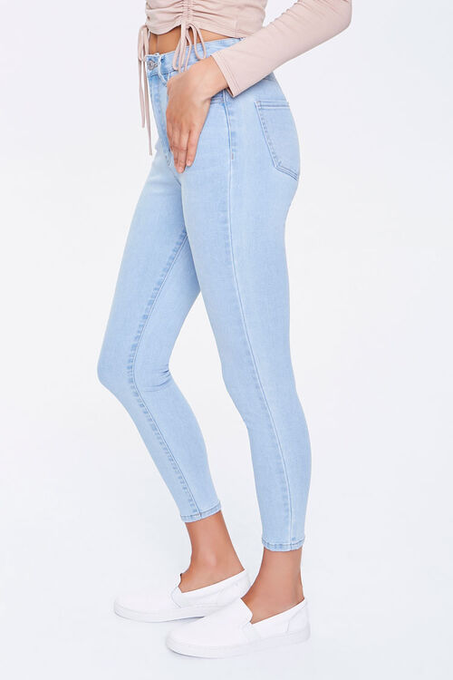 Petite Skinny High-Rise Jeans, image 3