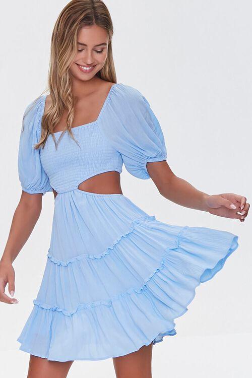 Cutout Mini Dress, image 1