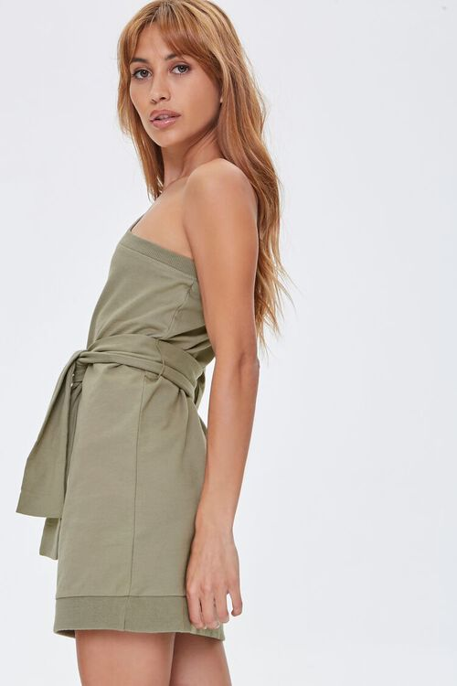 One-Shoulder Mini Dress, image 2
