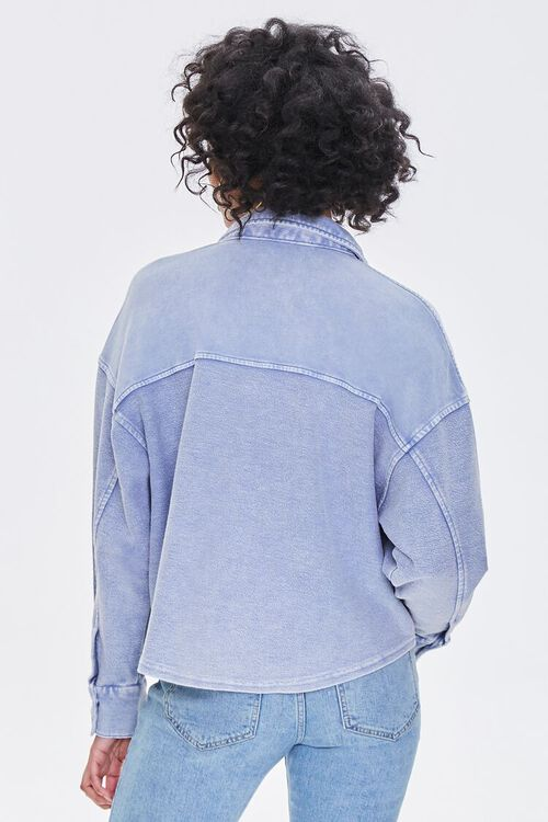 Buttoned Oil Wash Jacket, image 3