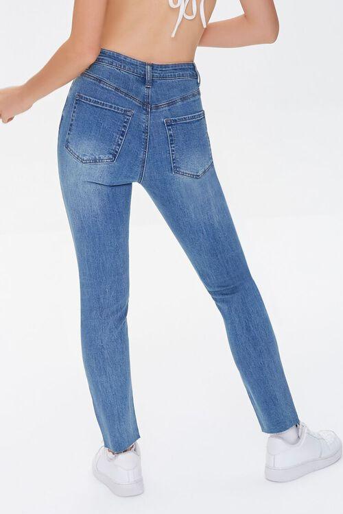 MEDIUM DENIM High-Rise Mom Jeans, image 4