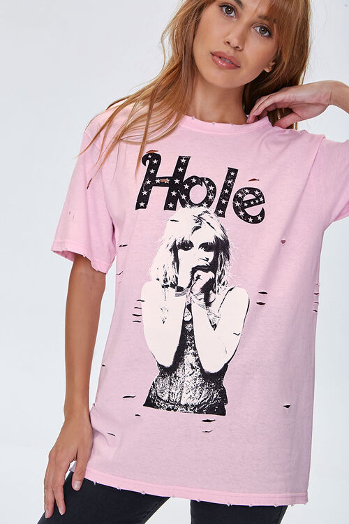 Courtney Love Graphic Tee, image 1