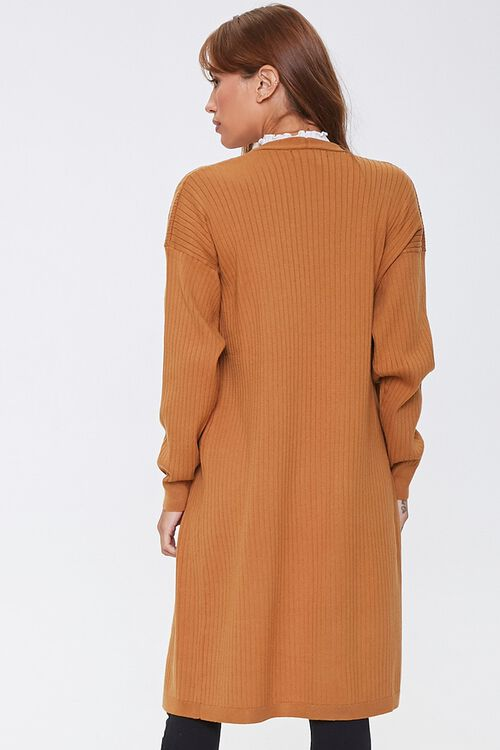 Ribbed Duster Cardigan, image 3
