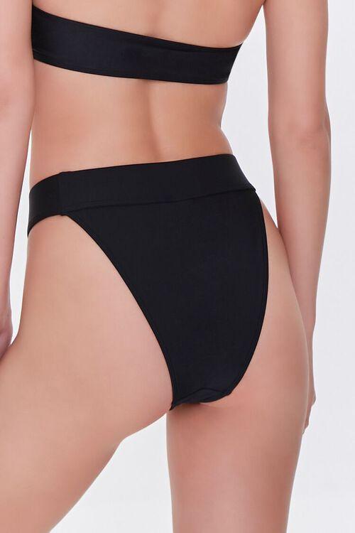 High-Waist Bikini Bottoms, image 4