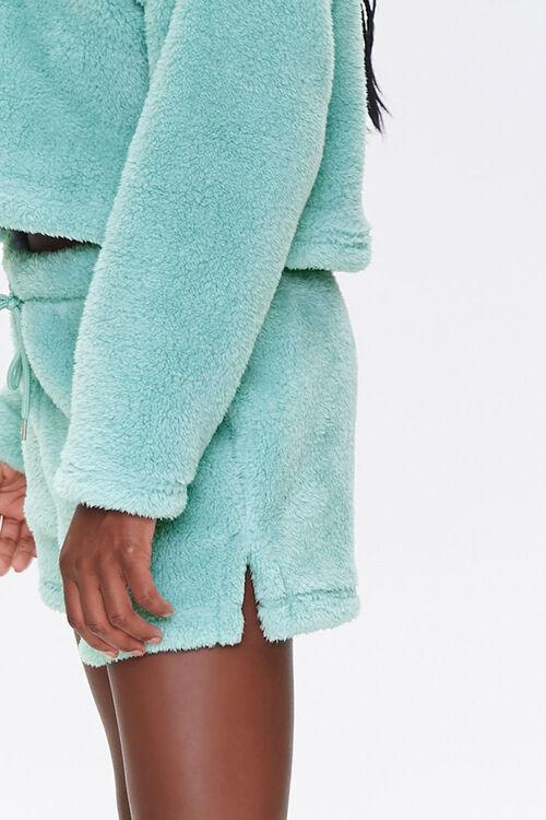 Plush Drawstring Shorts, image 3