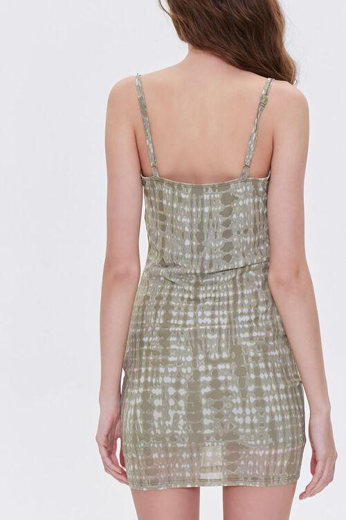 Abstract Print Cami Mini Dress, image 4