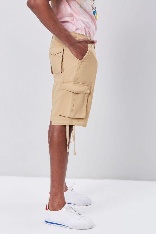 Strap-Hem Cargo Shorts, image 3