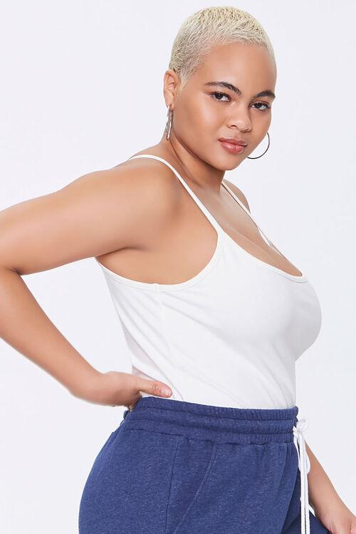 Plus Size Cami Bodysuit, image 2