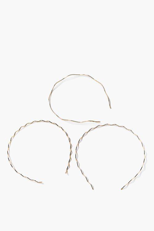 Wavy Headband Set, image 1