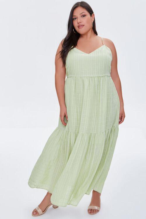 Plus Size Cami Maxi Dress, image 1