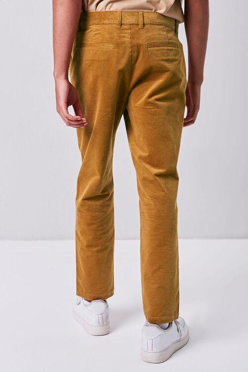 Corduroy Straight-Leg Pants, image 4