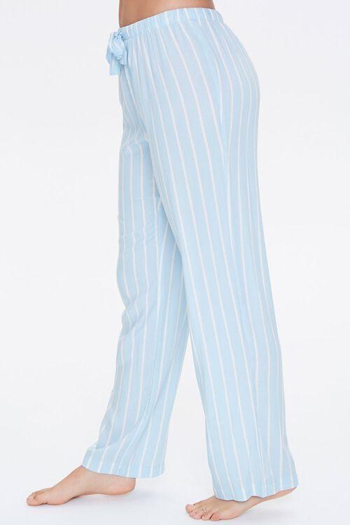 Pinstriped Pajama Pants, image 3