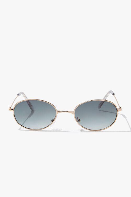 Oval Tinted Sunglasses, image 1