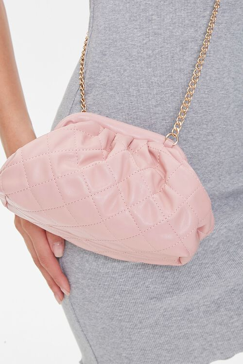 Quilted Crossbody Pouch, image 2