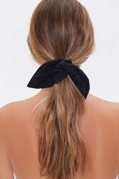 Recycled Hair Scrunchie, image 1