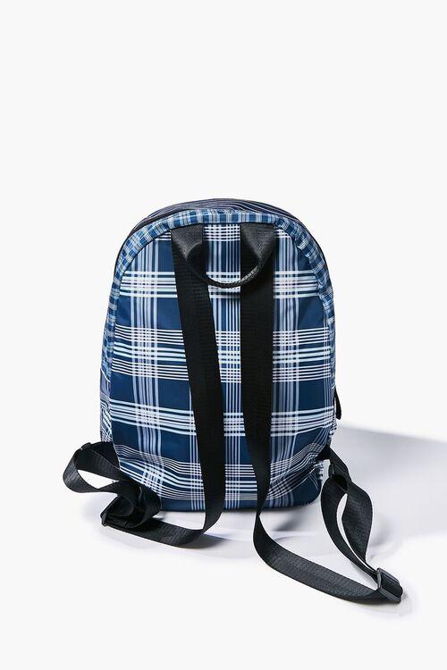 Large Plaid Backpack, image 3