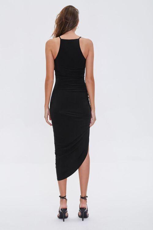 Ruched Drawstring Cami Dress, image 4