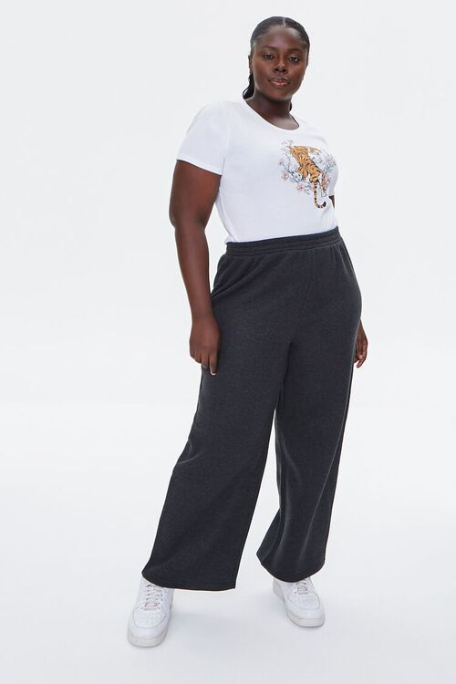 Plus Size French Terry Sweatpants, image 1
