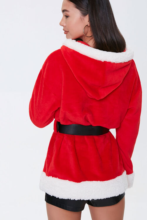 Santa Costume Hoodie, image 3