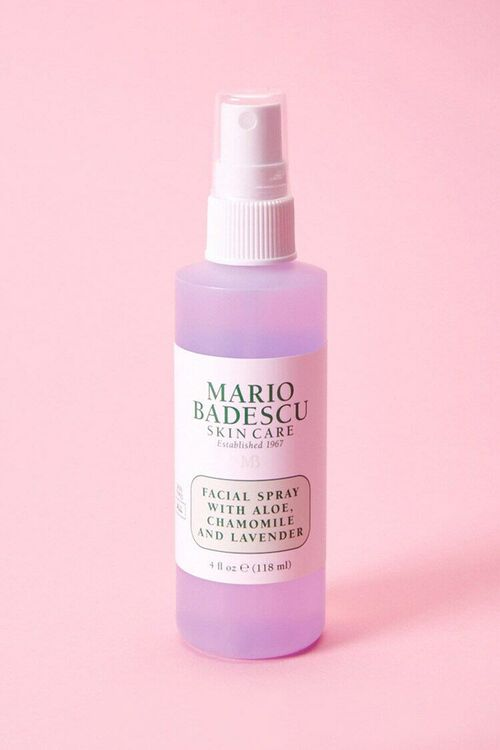 Facial Spray with Aloe, Chamomile and Lavender, image 1