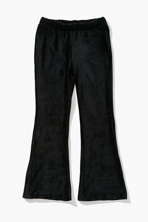 Girls Corduroy Flare Pants (Kids), image 1