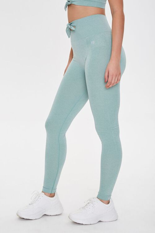 Active Knotted Leggings, image 3