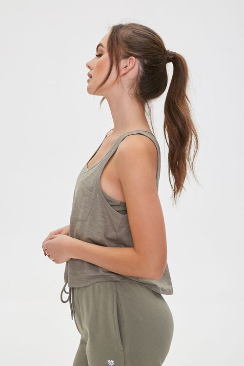 Active Pocket Tank Top, image 2