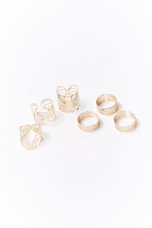 Filigree Ring Set, image 1