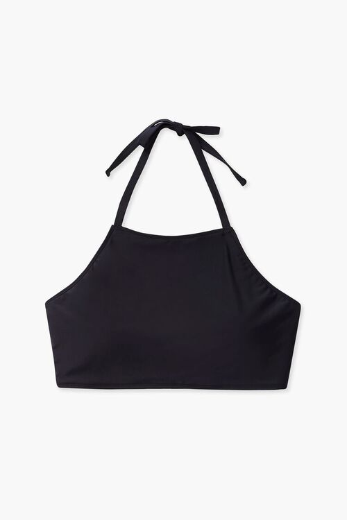 Plus Size Halter Bikini Top, image 4