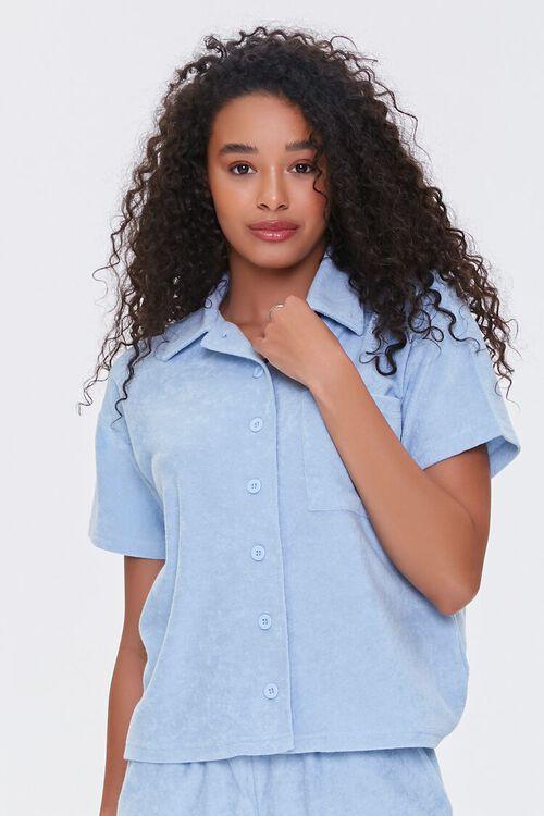 Terry Cloth Shirt, image 5