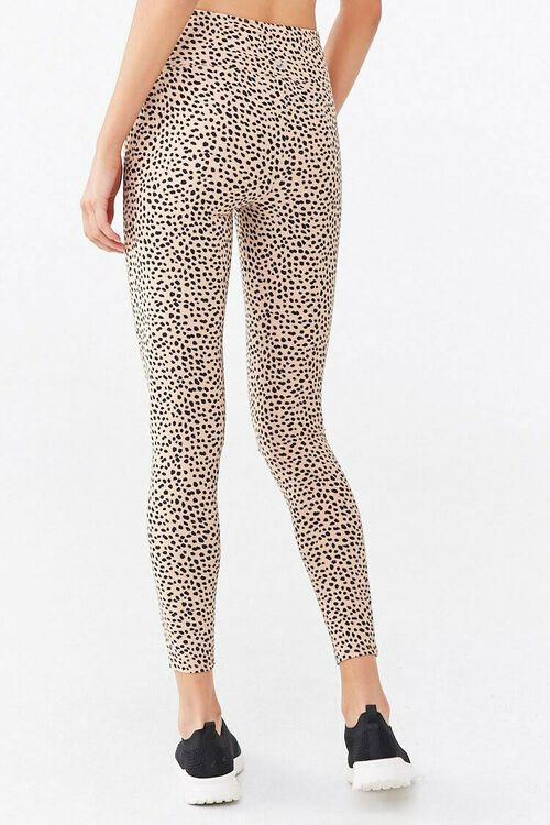 Active Cheetah Print Leggings, image 4