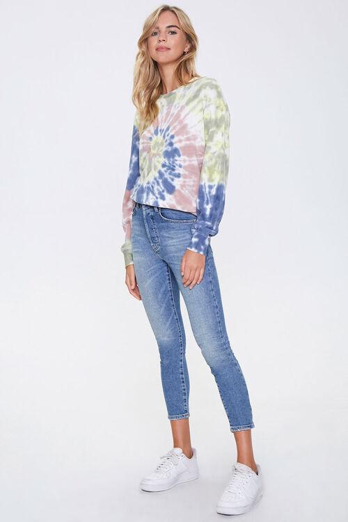 Tie-Dye Wash Sweatshirt, image 4