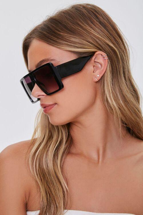 Square Shield Sunglasses, image 2