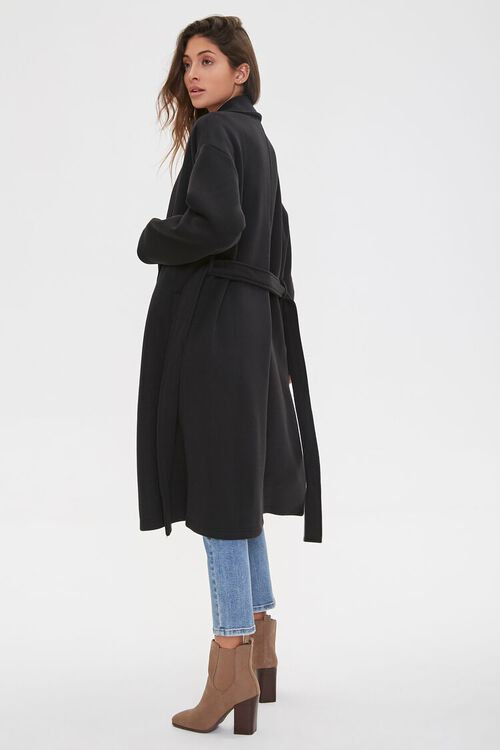 Fleece Wrap Jacket, image 2