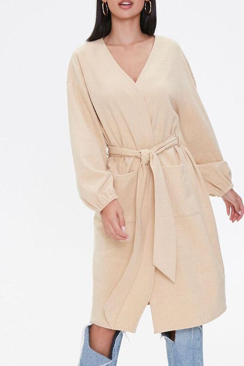 Drop-Sleeve Wrap Jacket, image 1