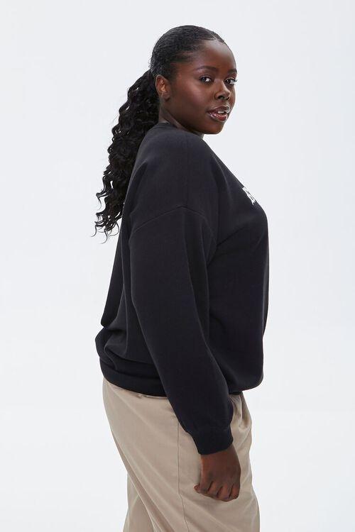 Plus Size Rock N Roll Sweatshirt, image 3